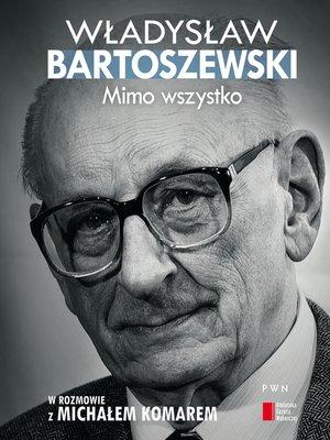 cover image of Mimo wszystko