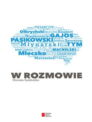 cover image of W rozmowie