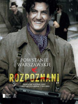 cover image of Powstanie Warszawskie