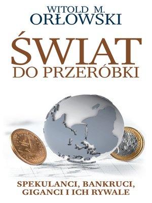 cover image of Świat do przeróbki