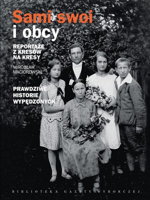 cover image of Sami swoi i obcy