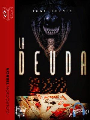 cover image of La deuda