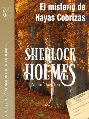 cover image of El misterio de Hayas Cobrizas