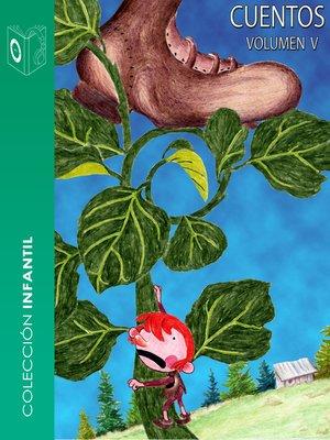 cover image of Cuentos, Volumen V