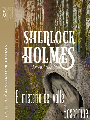 cover image of El misterio del valle de Boscombe