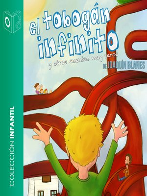 cover image of El tobogán infinito