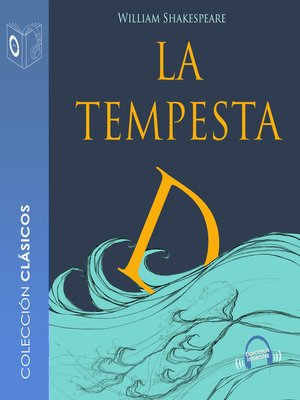 cover image of La tempestad