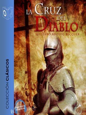 cover image of La cruz del diablo