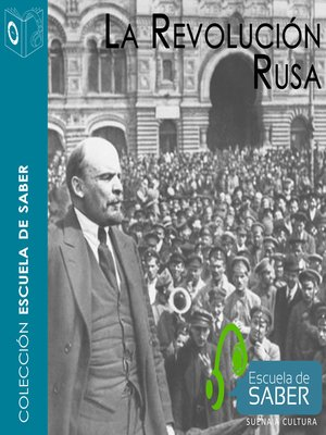 cover image of Revolución Rusa