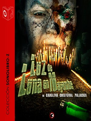 cover image of Luz de luna en Mayombe