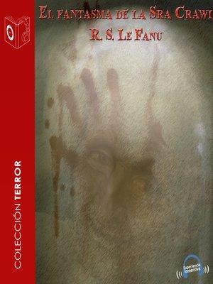 cover image of El Fantasma de la Sra Crowl