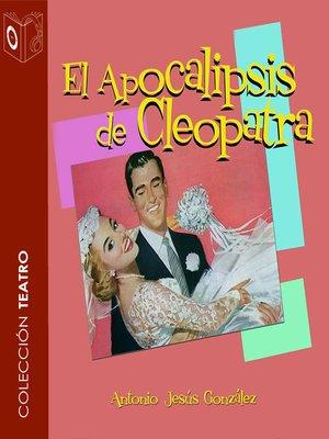 cover image of El apocalipsis de Cleopatra