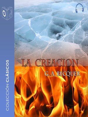 cover image of La creación