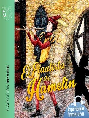 cover image of El flautista de Hamelin