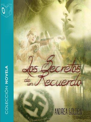 cover image of Los secretos de un recuerdo