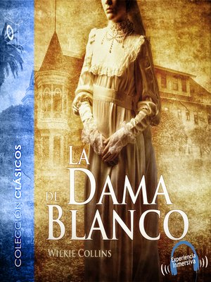 cover image of La Dama de Blanco