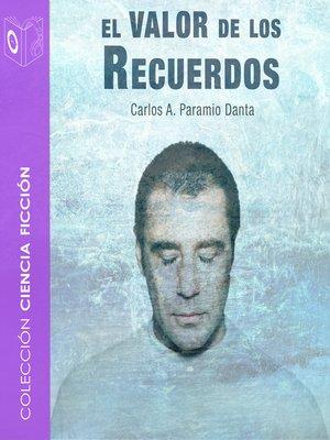 cover image of El valor de los recuerdos