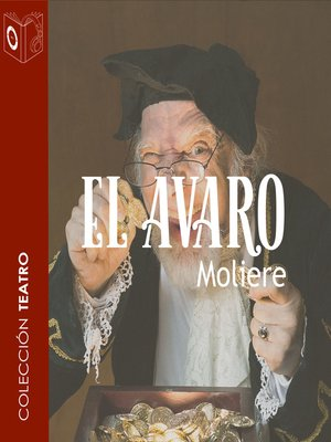 cover image of El avaro