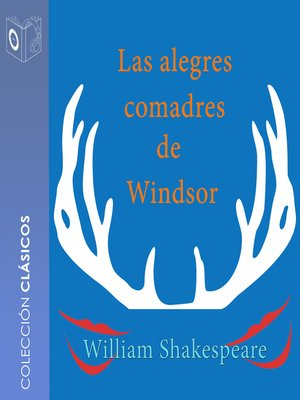 cover image of Las alegres comadres de Windsor