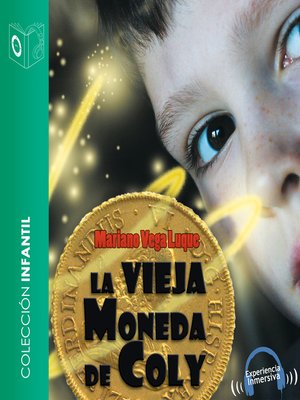 cover image of La vieja moneda de Coly