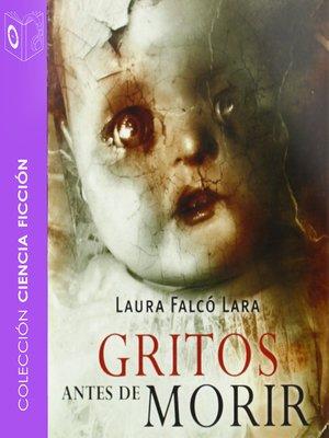 cover image of Gritos antes de morir