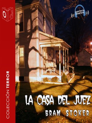 cover image of La casa del juez