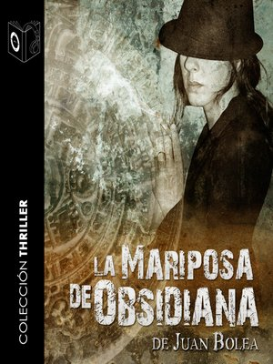 cover image of La mariposa de obsidiana