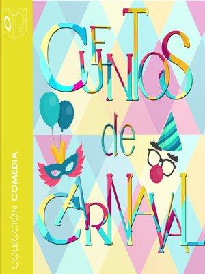 cover image of Cuentos de Carnaval