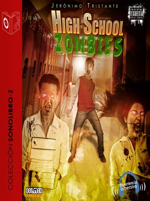 cover image of High School Zombies