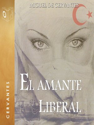cover image of El amante liberal