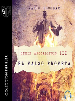 cover image of El falso profeta