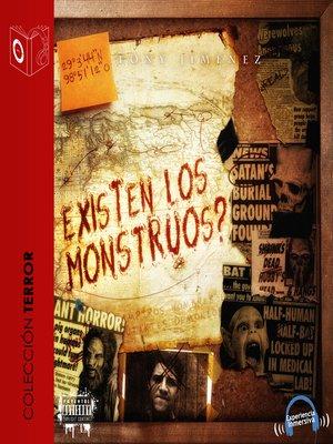 cover image of ¿Existen los monstruos?