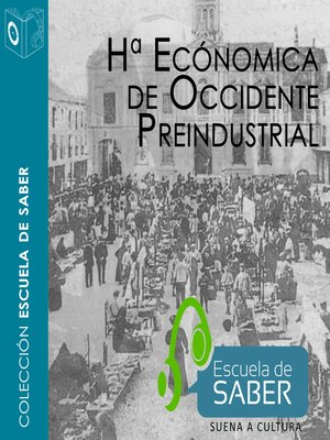 cover image of Hria económica de Occidente