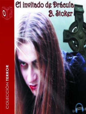 cover image of El invitado de Drácula