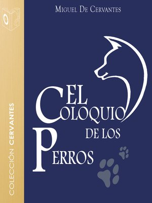 cover image of El coloquio de los perros
