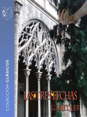 cover image of Tres fechas