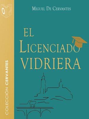 cover image of El licenciado vidriera