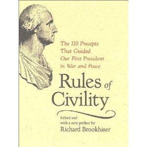 george washington rules of civility pdf