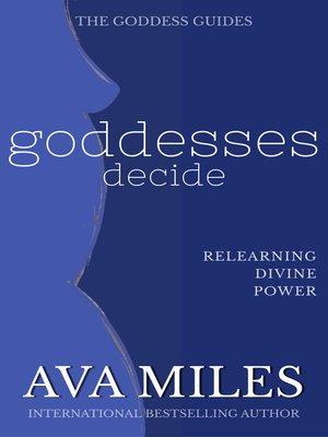 cover image of Goddesses Decide