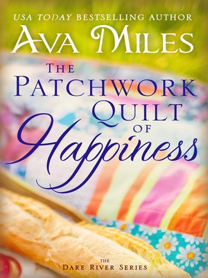 cover image of The Patchwork Quilt of Happiness