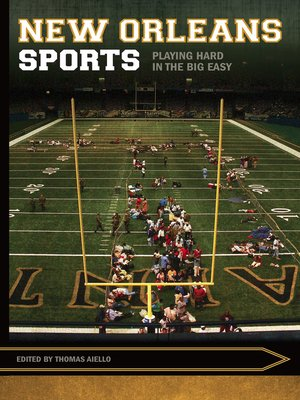cover image of New Orleans Sports