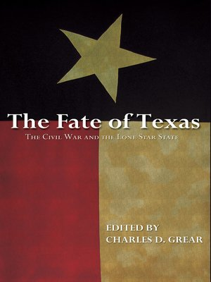 cover image of The Fate of Texas