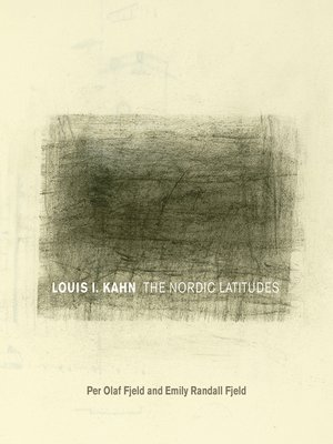 cover image of Louis I. Kahn