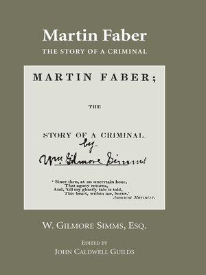 cover image of Martin Faber