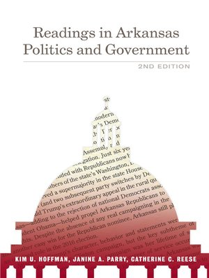 cover image of Readings in Arkansas Politics and Government