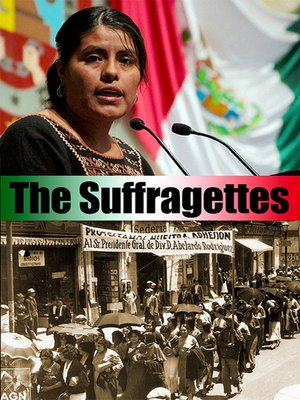 cover image of The Suffragettes