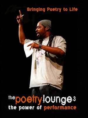 cover image of The Poetry Lounge, Volume 3