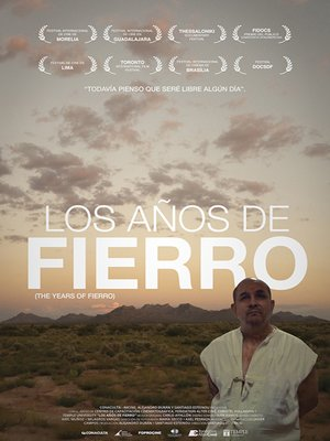 cover image of The Years of Fierro
