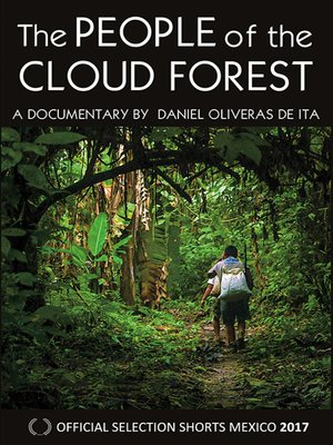 cover image of The People of the Cloud Forest