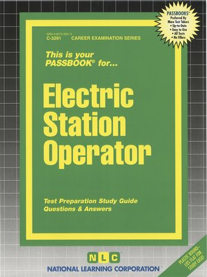 cover image of Electric Station Operator